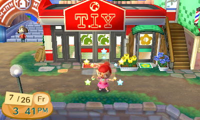 Excellent Shops In Animal Crossing New Leaf Maximum Geekage Short Hairstyles Gunalazisus